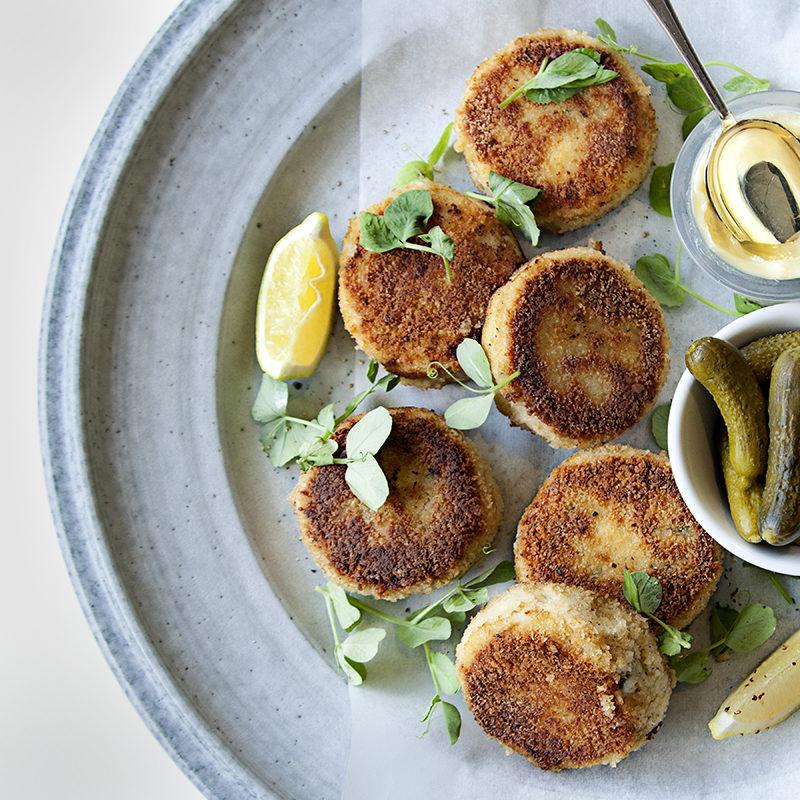 British Fish Cakes