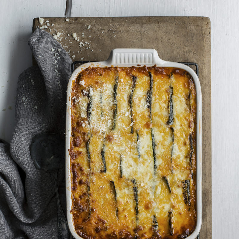 Pasta-Free Lasagne
