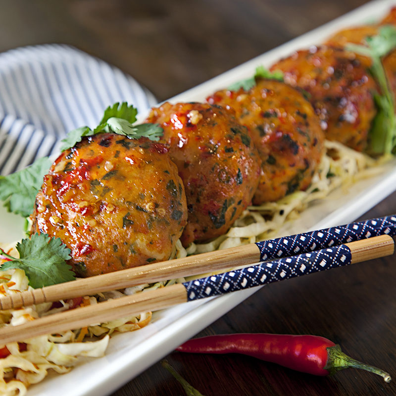 Spicy Thai Fish Cakes