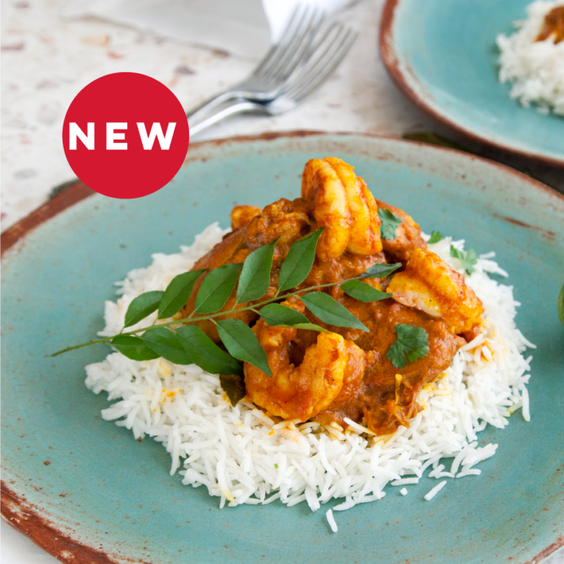 Mauritian Prawn And Chicken Curry